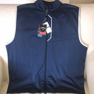 Callaway Men's Golf Vest. NEW